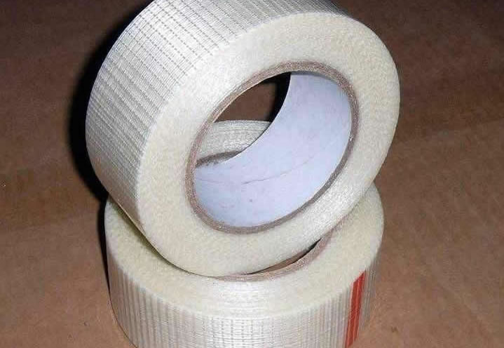 Fiberglass Insulation Fiber Tape Weld Backing Tape